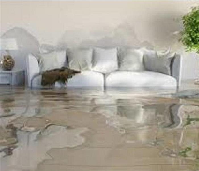 Water Damage 24 Hour Emergency Water Damage Service