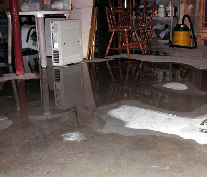 Water Damage Types of Water Damage